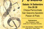 CONCERTO DEL PERDON – Pasian di Prato (UD) – 14 settembre 2019
